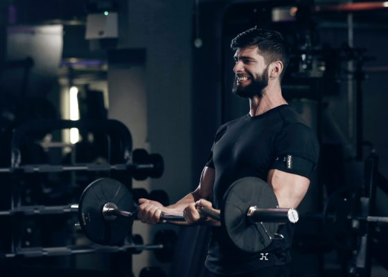 Work out at home with Blood Flow Restriction Training - Hytro